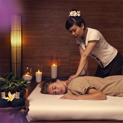 Изображение: Тайский массаж