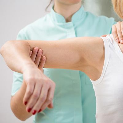 Изображение: Реабилитация после эндопротезирования плечевого сустава