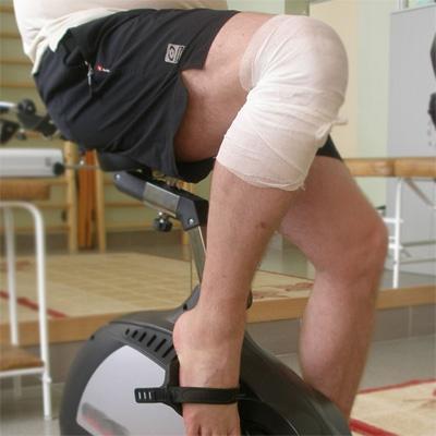 Изображение: Реабилитация коленного сустава после эндопротезирования