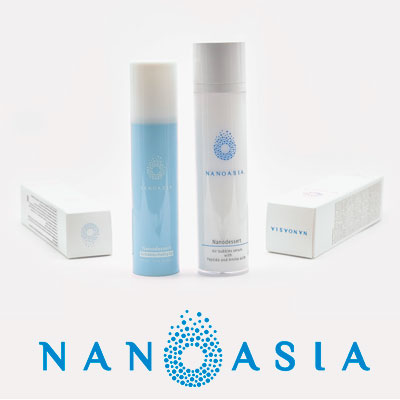 Изображение: Nanodessert air bubbles serum with peptide and amino acids Нано-десерт