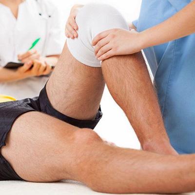 Изображение направления: Реабилитация после перелома колена